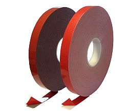 White foamed acrylic 6110 Signmakers tape