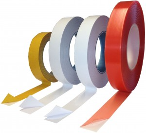 adhesive tapes - thin double-sided tape