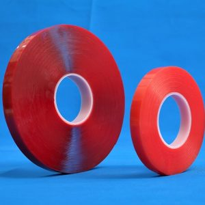 clear foamed acrylic tape 6110 transparent VHB adhesive