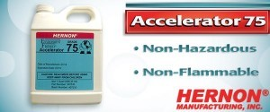 Non flammable activator 75