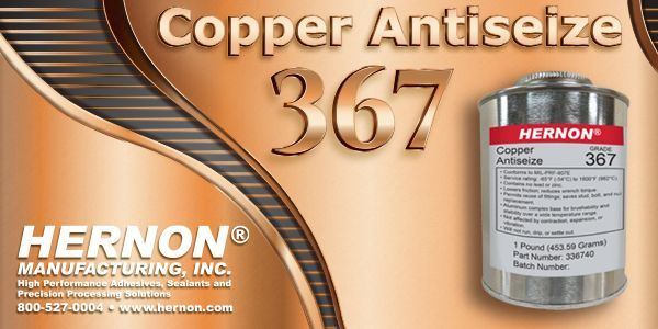Copper Antisieze