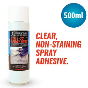 cta 177 spray adhesive 500ml