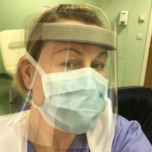 face mask visor UK manufacturer